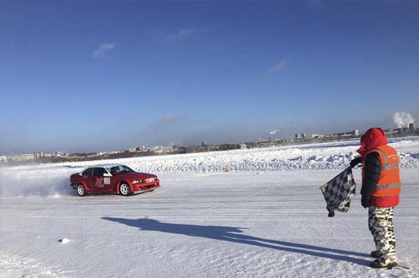 курс winter drive