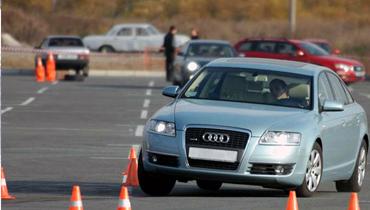 Контр-аварийный курс вождения