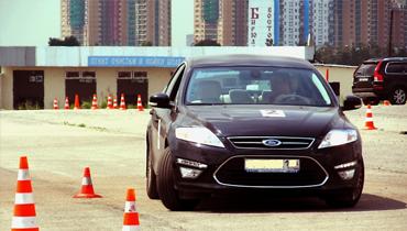 Курс повышения навыков вождения