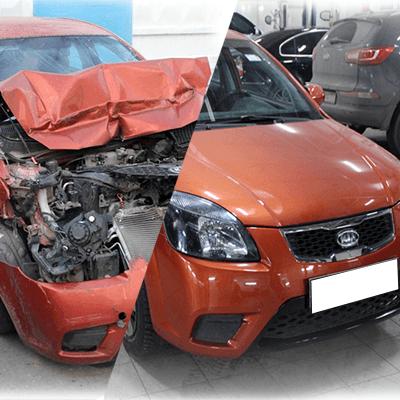 Восстановленный автомобиль